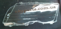 Стекла фар БМВ Е46 1998-2002
