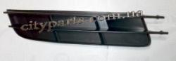 Решетка бампера Ауди К7 2005 - 2009