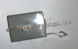 Заглушка крюка переднего бампера Nissan Micra K12 2006 - 2010